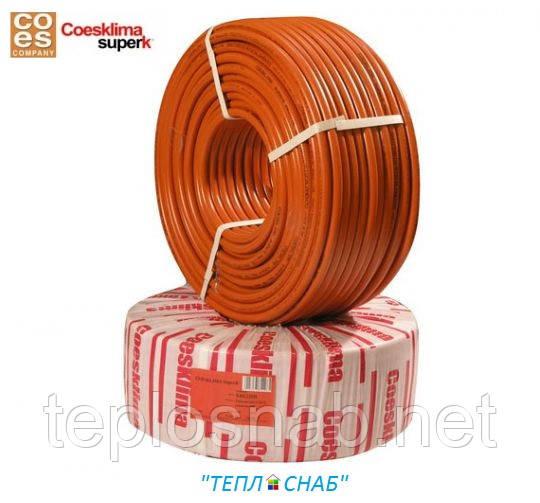 Труба для теплого пола металлопластиковая CoesKlima,Unipex 16(2.0) бесшовная