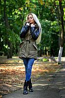 Курточка парка, фото 1