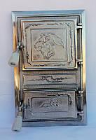 Дверцы для печи Лев Масайский