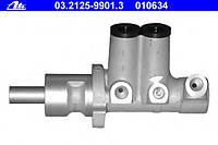 Цилиндр тормозной, главный TRW PML430; JP GROUP 1261101200; METELLI 050439, 50439; OPEL 558093 на Saab 9-5