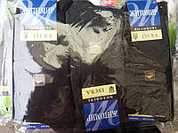 Мужские черные  носки