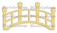 Лезвие La-La Land Crafts — Bridge