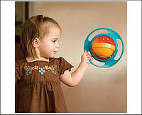 Тарелка нерассыпайка-непроливайка чашка Gyro Bowl