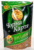 Кофе Чёрная карта Эксклюзив Бразилия (Exclusive Brasilia) растворимый 285г мягкая упаковка