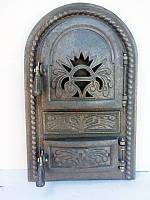 Дверцы для печи Королевская