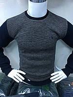 Мужской свитер больших размеров Турция.