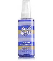 Ароматный спрей для тела Bath and Body works - Beach Nights