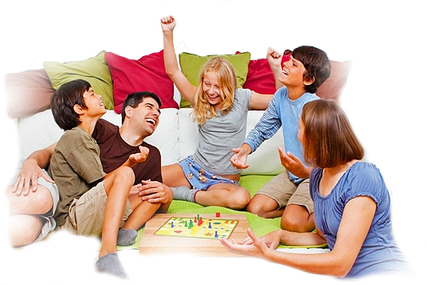 Настільні ігри для дітей і всієї родини