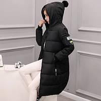 Куртка зимняя с бубенчиком