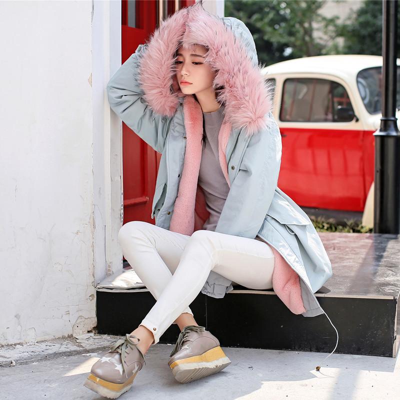 Купить Парка женская Куртка парка Парки женские в Киеве от компании ... 9f841699790