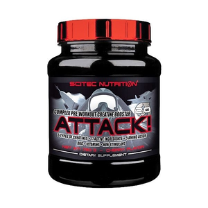 Scitec Nutrition Attack 2.0 720g