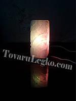 Соляная лампа Прямоугольник (3,5 кг)