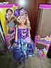Платье бальное хамелеон (фиолетовое), фото 2
