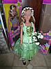 Платье бальное хамелеон (зеленое), фото 5