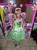 Платье бальное хамелеон (зеленое), фото 3