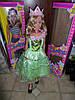 Платье бальное хамелеон (зеленое), фото 4