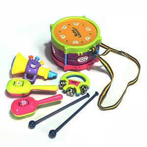 Дитячі іграшкові музичні інструменти