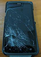 """Дисплей HTC One X разбит на """"евромайдане"""". Что делать?"""