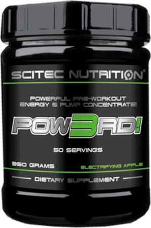 Scitec Nutrition POW3RD! 2.0 350g