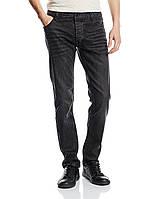Мужские черные джинсы Solid jeans joy stretch W33/L32