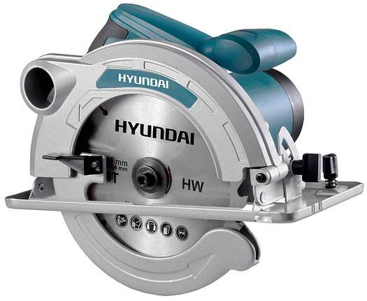Циркулярна пила Hyundai C1400-185, фото 2