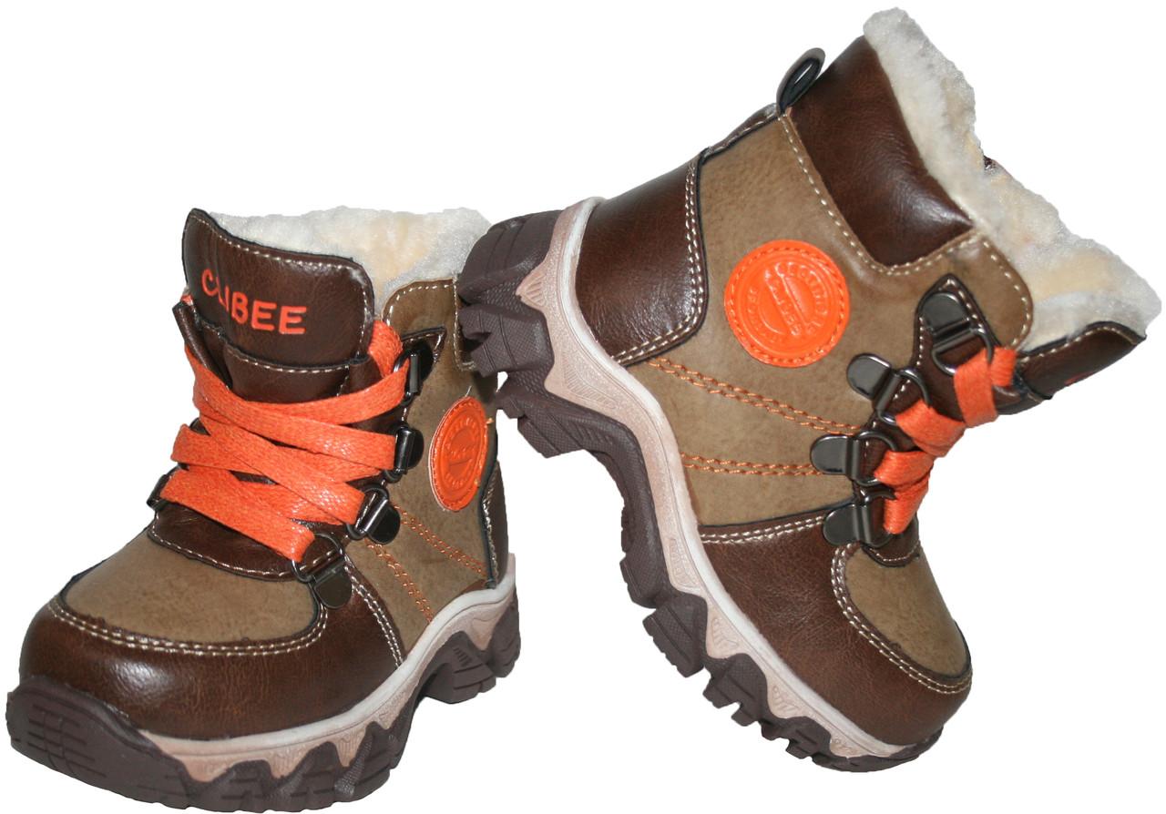 b212f3eacb83f7 Детские зимние ботинки Clibee Польша размеры 21-26 - купить по ...