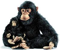 Шимпанзе папа 65 см
