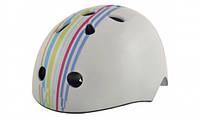Шлем детский BELLELLI STRIPS size-M (графити бел.)