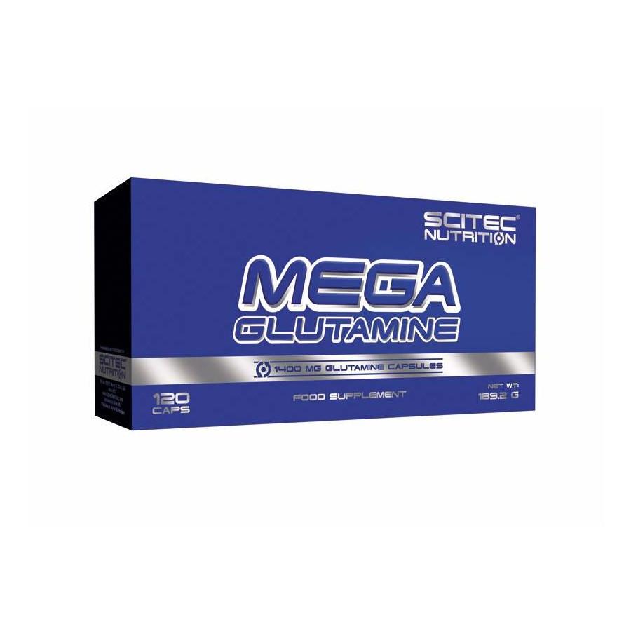 Scitec Nutrition Mega Glutamine 120caps