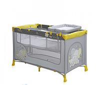 Манеж Bertoni NANNY 2L (yellow elephants)