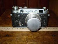 Фотоаппарат ФЕД -2.