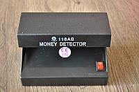 Детектор валют работает от батареек, Б276