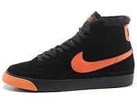 Кроссовки Nike зимние с мехом мужские