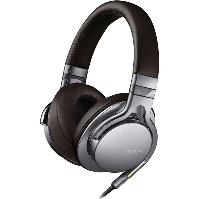 накладные наушники Sony Mdr 1a серебристый цена 6 199 грн купить