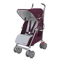 Maclaren коляска-трость TECHNO XLR Plum / Silver