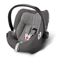 Cybex Aton Q Plus 2016 Manhattan Grey-mid grey