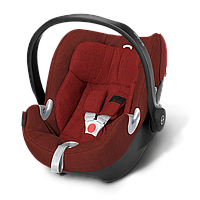 Cybex Aton Q Plus 2016 Mars Red-red