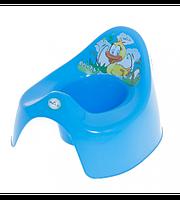 Горшок музыкальный Tega Duck PO-037 dark blue