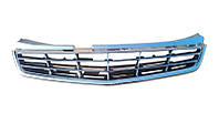 Решетка радиатора Lada Priora (Приора) ( Рестайлинг люкс хром)