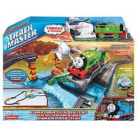 Трек железная дорога Томас и друзья  серия Спасательный вертолет Гарольд Thomas and Friends  Track Master