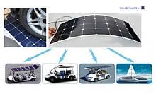 Полу - гибкие солнечные панели