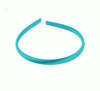 Основа для ободка (ободок) пластиковый атласный Тиффани 1 см 5 шт/уп