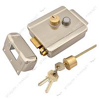 Замок электромеханический для домофона INFINITEX (нержав. корпус)
