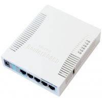 Роутер MikroTik hEX (RB750Gr2)