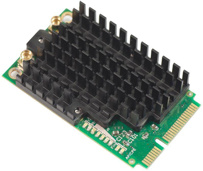 Беспроводной модуль Mikrotik R11e-5HnD - Интернет-магазин сетевого оборудования WiFi-LiFe в Днепре