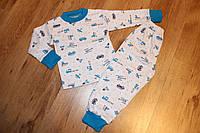 Детская хлопковая пижама, Турция, 1-2 года
