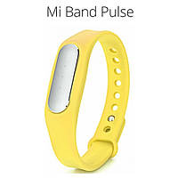 Фитнес браслет Xiaomi Mi Band Pulse Yellow