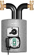Thermix EL с электрическим сервоприводом 220 В и насосом Grundfos UPS 15-50 MBP