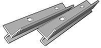 Дополнительный комплект крепежных реек для 3-его вакуумного солнечного коллектора MVK 001