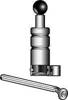 Инструмент для создания плоского фланца DN 25